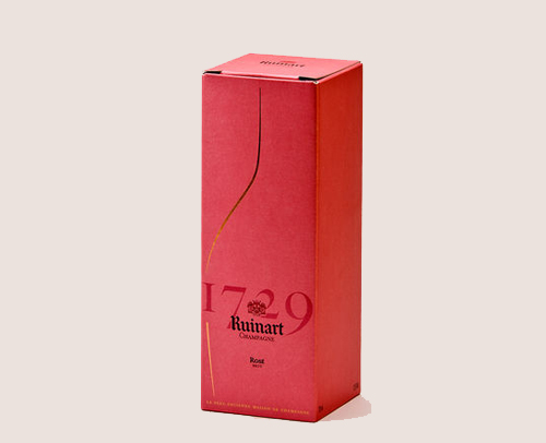 Champagner Ruinart Rosé2