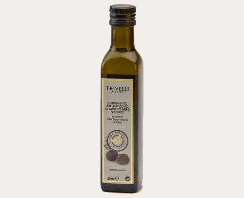 Trivelli schwarzes Trüffelöl – klein –